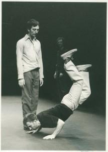 Martine Pisani'nin Koreografik Evreni